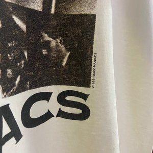 Nice Man Shirts - 1993 VTG 10,000 MANIACS - SUMMER '93 Concert Tee